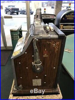 $. 05 Vintage Mills FoK Slot machine