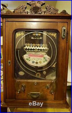 1900's French Antique Slot Machine