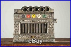1902 Mills 5 Cent Brownie Countertop
