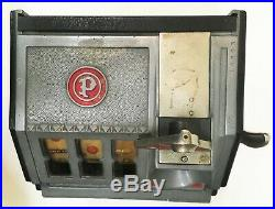 1920's 30's 10 Cent Slot Machine Pace Bantam Bell in Working Condition