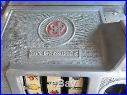 1920s 1930s Rock-Ola 25 Cent Slot Machine YS Coin Operated 64251 Antique