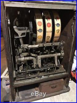 1922 Jennings/Pace jackpot nickel slot machine