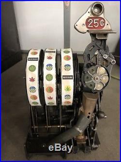 1928 25¢ Pace Antique Slot Machine