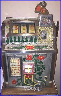1929 nickel slot machine salamanca poker room hours
