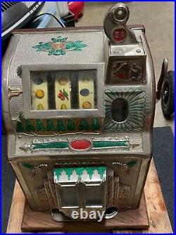 1930 5 cent Pace Jackpot slot machine
