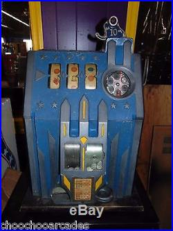 1930'S Antique Pace Allstar Comet Slot machine