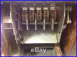 1930's Mills Cents Trade Stimulator Machine Works