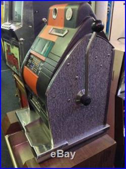1930's Vintage Mills Slot Machine-FREE SHIPPING