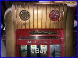 1930s/40s Antique MILLS Slot MACHINE