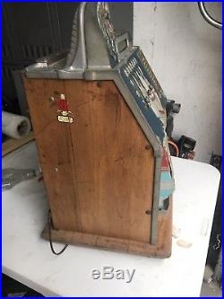 1930s Mills Novelty Co Slot Machine Shell Antique Slot Machine Vintage