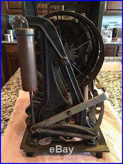 1932 Caille Sphinx Antique Mechanical Slot Machine