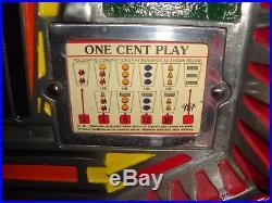 1932 Jennings Little Duke Penny Slot Machine
