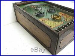 1932 PACE Lucky Strike coin-op pinball trade stimulator Chicago all original NR