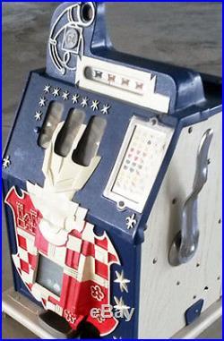 1934 Mills Silent Mystery Slot Machine