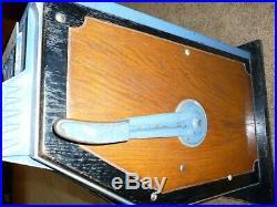 1936 Pace All Star Comet 10 Cent Antique Slot Machine