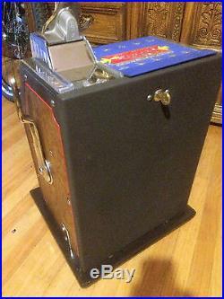 1936 Pace Comet 5 Cent Slot Machine