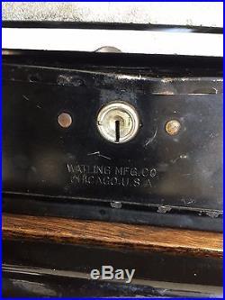 1936 WATLING TREASURY 5c SLOT MACHINE