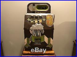 1937 Mills Horsehead Bonus Slot Machine
