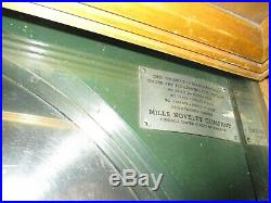 1938 Mills One Two Three -Shopped out Runs Great -RARE