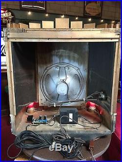 1939 SEEBURG Pipe Organ Speaker Watch Video