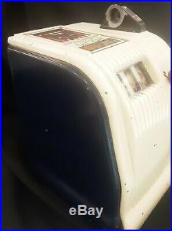 1940 Daval American Eagle 5-Cent Counter Top Slot Trade Simulator