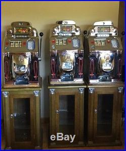 1940' Jennings Standard Chief Slot Machine