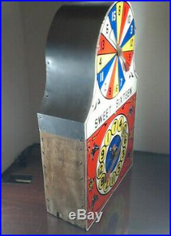 1940's Horse Racing Gambling Game Sweet 16 horse race gambling trade stimulator