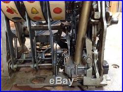 1940's Mills Black Cherry one arm bandit slot machine Black Beauty
