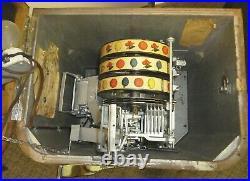1940s Antique Slot Machine O. D. Jennings & Co. SILVER MOON CONSOLE