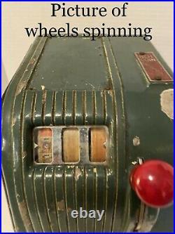 1940s Slot Machine / Trade Simulator
