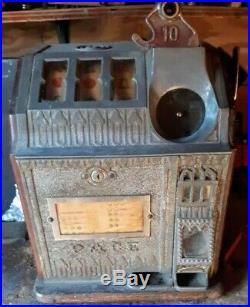 1944 Bantum Dime Slot Machine