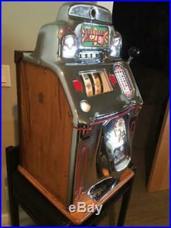 1946 Jennings Slot Machine