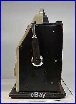 1946 Mills Black Cherry Antique Slot Machine