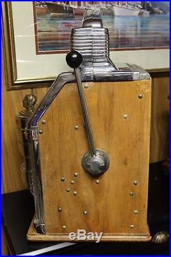 1950 Antique Sun Chief Slot Machine