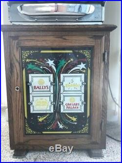 1964-1980 Bally Continental Slot Machine