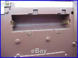 1977 Poynter Slot Machine Bank Vintage Antique Decoration 10 Cent Silver Eagle