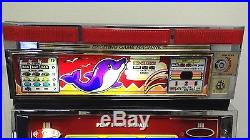 1995 Japanese Flipper 25C Slot Machine (en)
