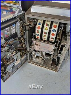 2 1968 Ballys Money Honey Slot Machine