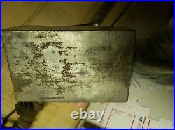 2 Mills antique Slot Machine Cash Boxs great condition