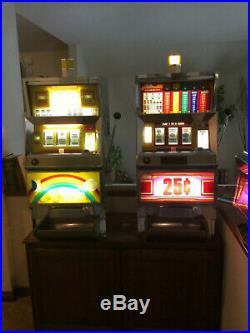 2 Rare Bally E2200 Series Carnival Cruise Lines Slot Machines
