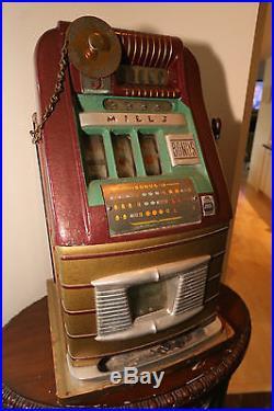 5 Cent Mills Bonus Hightop Slot Machine (Must Read!)