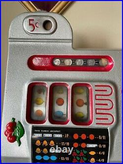 5 cent MILLS Antique Slot Machine