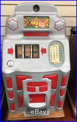 50c Jennings Slot Machine