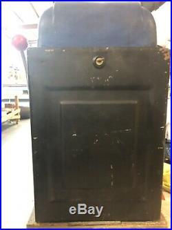 50c Mills Blue-Bell Slot Machine