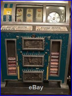 5c 1920' Pace Slot With Vendor