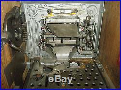 5c Watling Rolatop slot machine