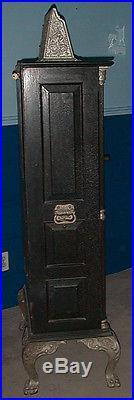 ANTIQUE 1899 MILLS 5c DEWEY SLOT MACHINE