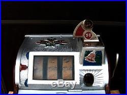 Antique Mills / Rock Ola Fob Mint Vend Slot Machine