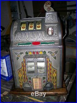 Antique Mills Slot Machine