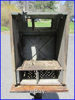 ANTIQUE WATLING The LINCOLN DE LUX Slot Machine for restoration